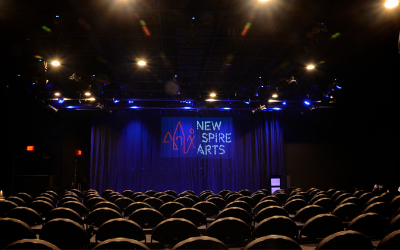 STAGES Names Ausherman Theatre