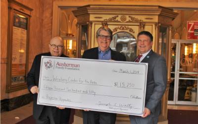 AFF Helps Weinberg Upgrade Theatre Projector System