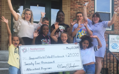 Boys & Girls Club Receives Funding For Afterschool Programs