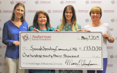 Spanish Speaking Community of Maryland Receives Focus Grant
