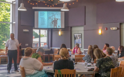 2019 Nonprofit Summit Follow Up Lunch & Learn