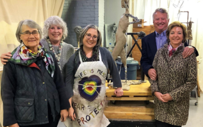 Frederick Art Club Awards Grant for the Claire McCardell Project