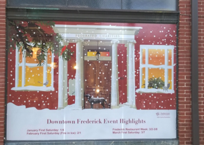 Downtown Frederick Winter Events