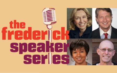 Frederick Speaker Series Receives Funding