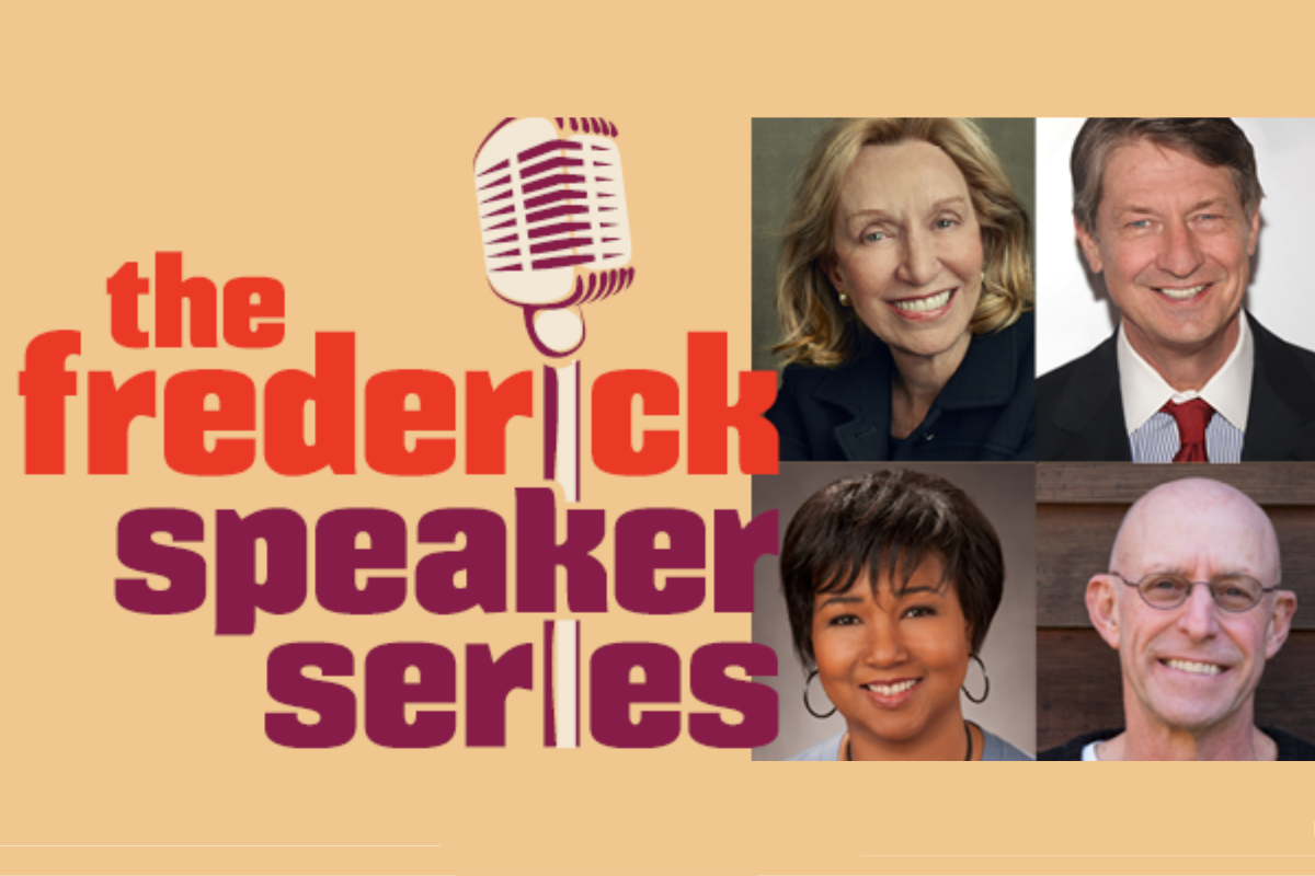 Frederick Speaker Series