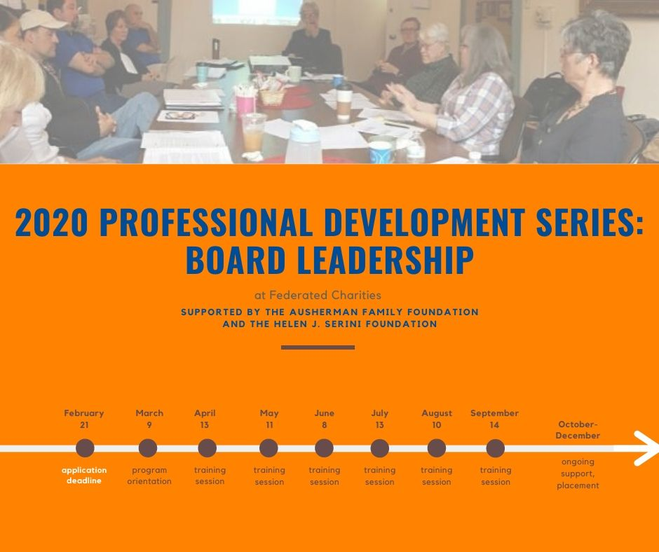 Board Leadership Flyer