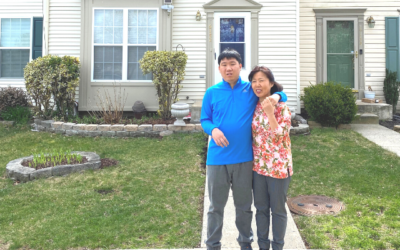 Interfaith Housing Alliance Participant Becomes Homeowner
