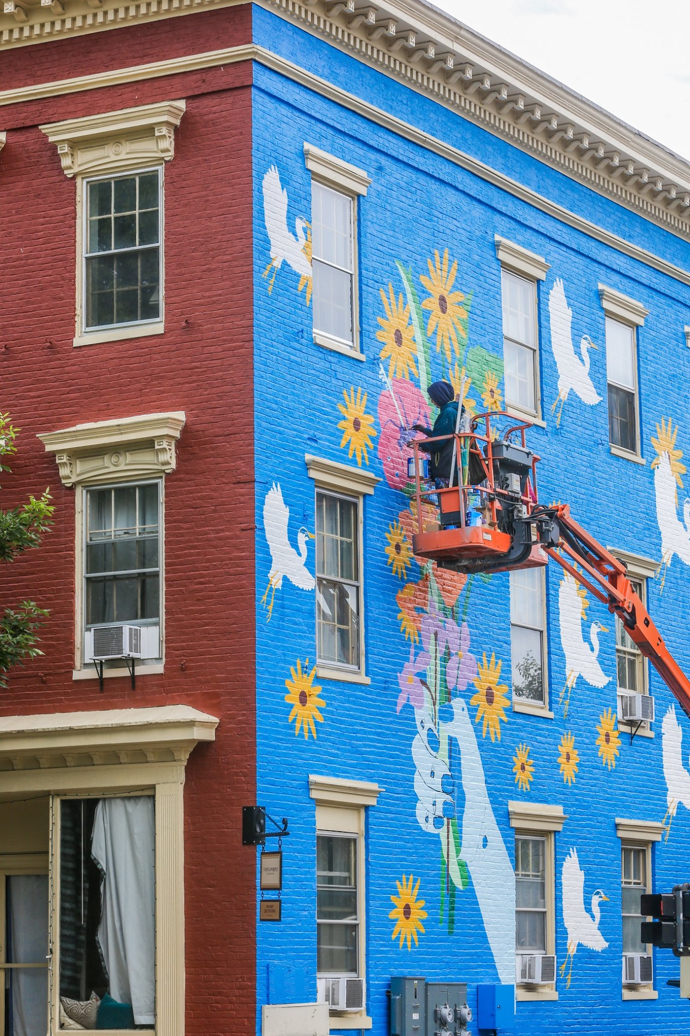 South Market St Mural Stage 2
