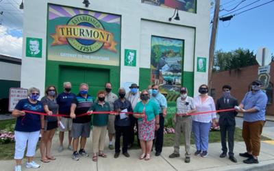 Thurmont East Main Street Mural Celebration