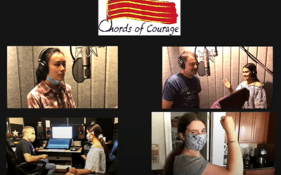Chords of Courage Releases Music Video