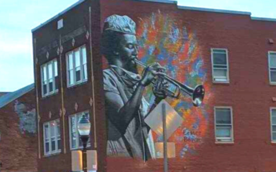 Lester Bowie Mural